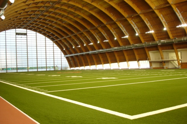 Chicago bears training facility turbo link international for Athletic training facility design