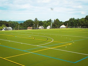 AMHERST COLLEGE<br /> Synthetic Turf Field<br /> Amherst, MA