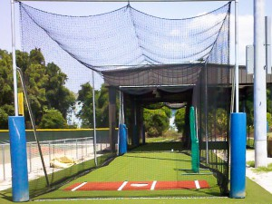 BERKELEY PREP<br/ > Batting Cage Structure<br/ > Tampa, FL