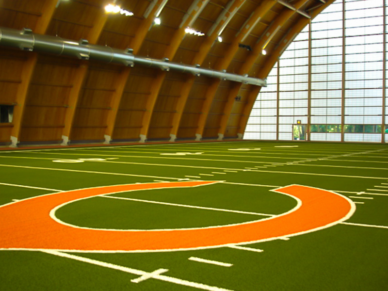 Chicago Bears Field Amp 2 Lane Track Lake Forest Il Turbo