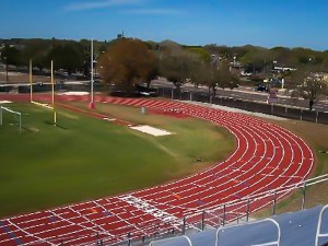 Clearwater High School Track<br />Clearwater, Florida