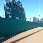 Cubs Daytona Wall Pads