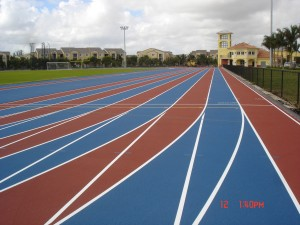 ANSIN SPORTS COMPLEX<br /> Track & Field Equipment<br /> Miramar, FL