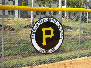 PITTSBURGH PIRATES D.R. Baseball Academy Facility Upgrades