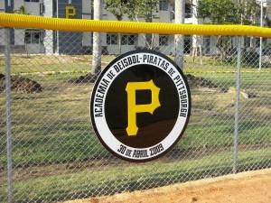 PITTSBURGH PIRATES D.R. Baseball Academy Facility Upgrades