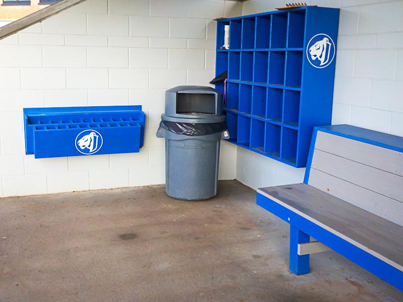 Baseball Dugout Bedroom Designs: JESUIT HIGH SCHOOL Baseball Stadium Tampa, FL