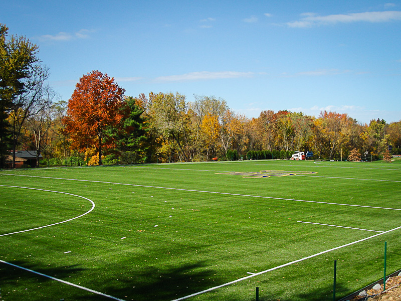 BURROUGHS SCHOOL Synthetic Turf Field St Louis MO