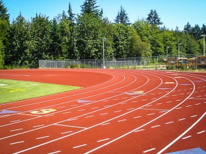 KINGSTON H.S.<br /> Synthetic Field & Track<br /> Kingston, WA
