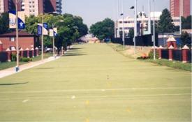 St. Louis Univ. Street1