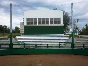 ST. LEO UNIVERSITY<br /> Softball Stadium<br /> St. Leo, FL