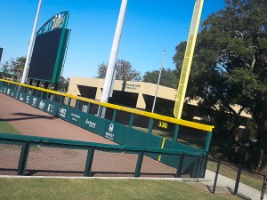UNIV. SOUTH FLORIDA<br/ > Softball/Baseball Venue<br/ > Tampa, FL