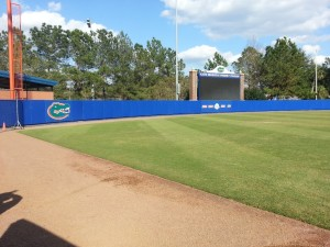 UNIVERSITY OF FLORIDA<br /> Stadium Padding<br /> Gainesville, FL
