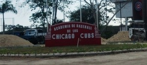 CHICAGO CUBS <br/> D.R. Baseball Academy <br/> Facility Upgrades