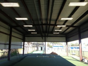 NORTHSIDE CHRISTIAN H.S.<br /> Batting Tunnels and Turf<br /> St. Petersburg, FL
