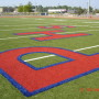 Paragould High School Synthetic Turf Logo