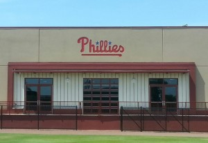 PHILADELPHIA PHILLIES<br/ > New Training Complex<br/ > Clearwater, FL
