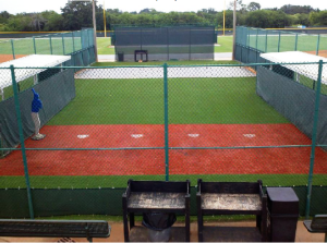 PITTSBURGH PIRATES<br />Bullpen Synthetic Turf<br />Pirate City - Bradenton, FL