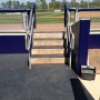 Rays - Dugout Flooring