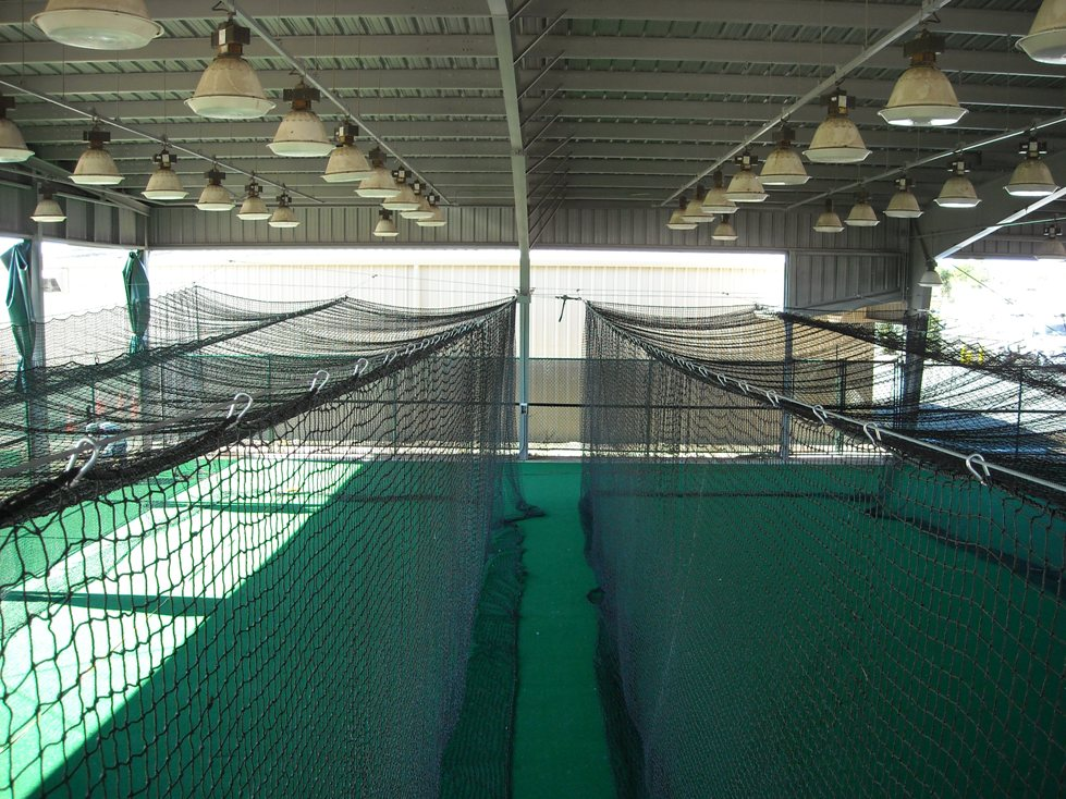 Rays   Port Charlotte Indoor Batting Cages1
