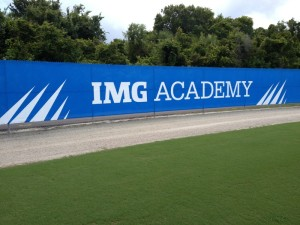 IMG ACADEMY<br />Baseball Windscreen<br />Bradenton, FL