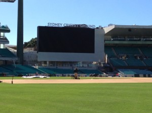 MLB<br />Sydney Cricket Ground<br />Opening Series
