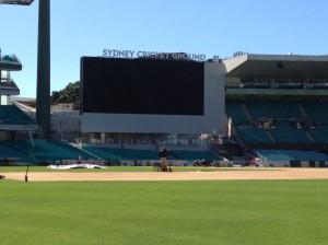 MLB<br />Sydney Cricket Ground<br />Opening Series