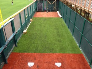 PITTSBURGH PIRATES<br />Synthetic Turf Bullpens<br />McKechnie Field - Bradenton, FL